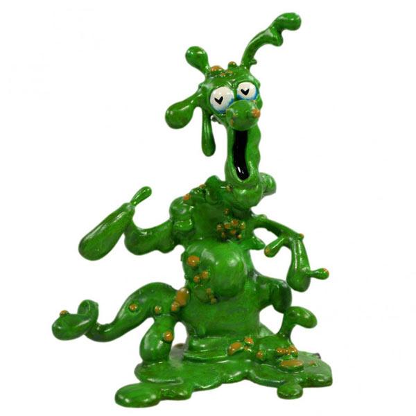 Les monstres de Franquin - H'rrrplplplic
