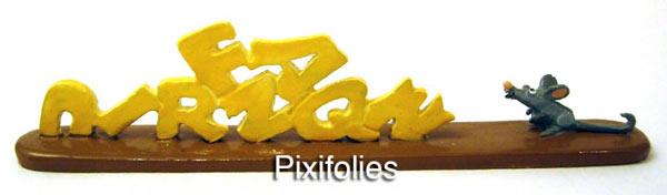 Signature Souris et fromage