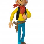 SPIROU FAR-WEST Lucky Luke