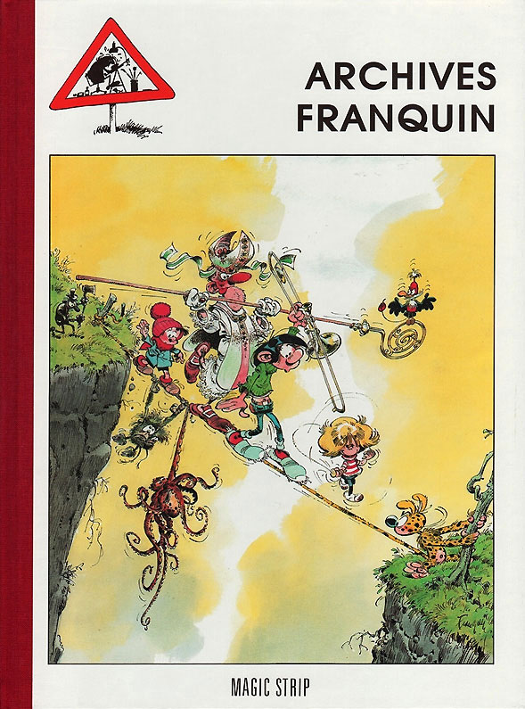 Archives Franquin Magic Strip