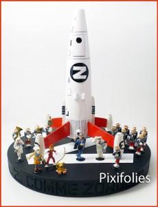Z comme Zorglub - Pixi