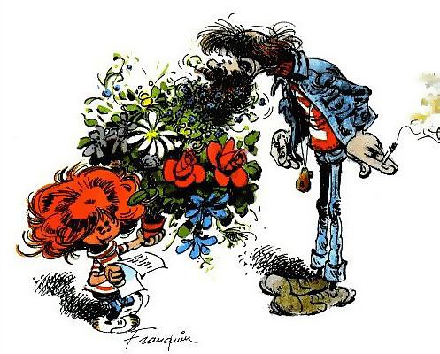 Delporté bouquet de fleurs