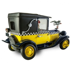 FIAT 509 de Gaston - Le Garage de Franquin