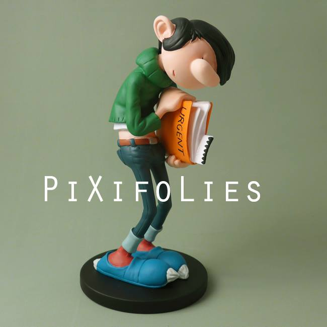 Gaston PixiFolies Collectoys