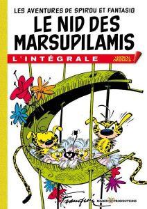 Le Nid des Marsupilamis version originale